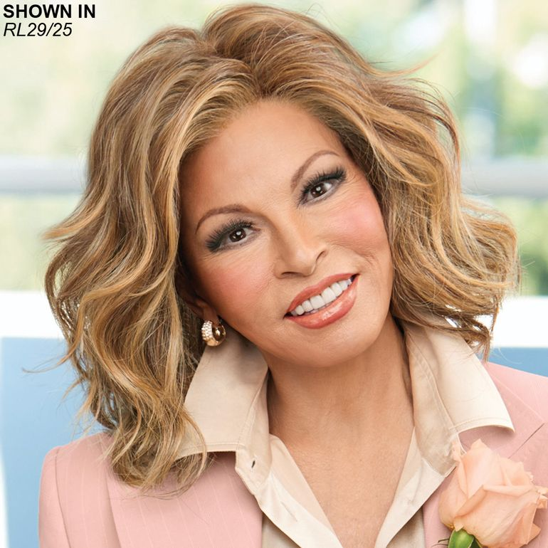 Editor's Pick Lace Front Monofilament Wig by Raquel Welch®