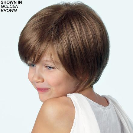 Logan Monofilament Children's Wig by Amore®