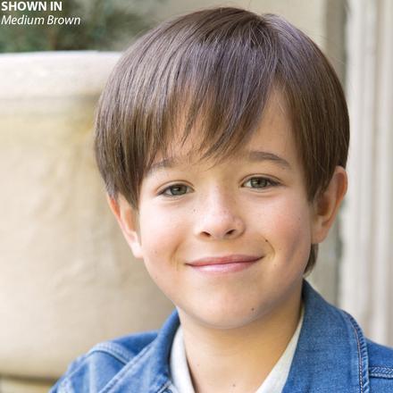 Logan Monofilament Children's Wig by Amore®