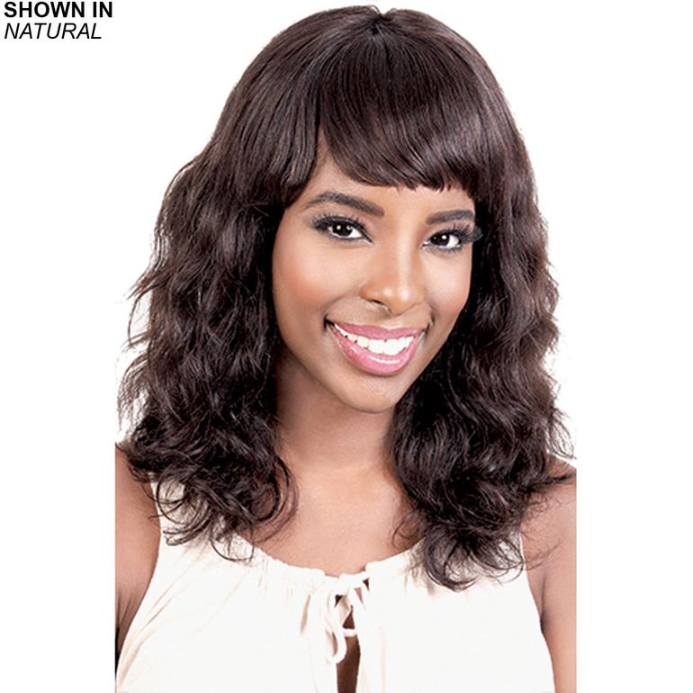 HBR-Lexy Remy Human Hair Wig by Motown Tress™