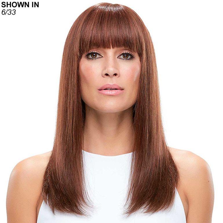 Lea Remy Human Hair Monofilament Wig by Jon Renau®
