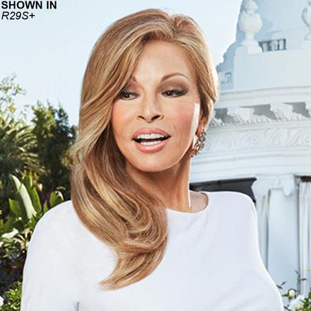 Provocateur Remy Human Hair Lace Front Wig by Raquel Welch Couture™