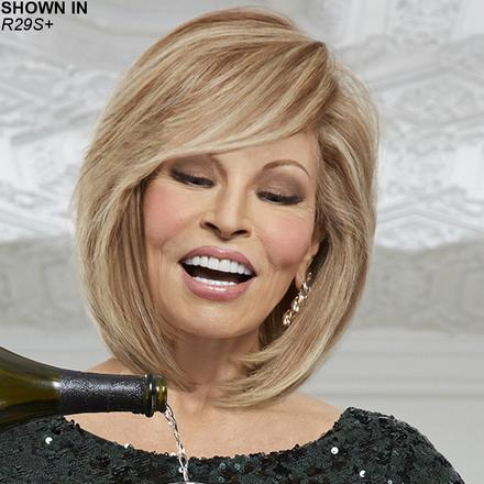 Savoir Faire Remy Human Hair Lace Front Wig by Raquel Welch Couture™