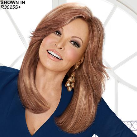 High Fashion Remy Human Hair Lace Front Wig by Raquel Welch Couture™