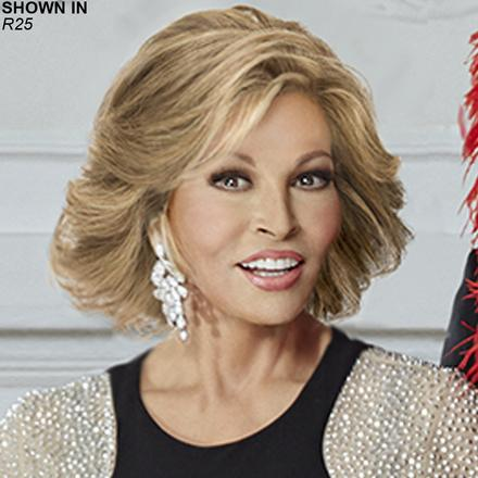 The Art of Chic Remy Human Hair Lace Front Wig by Raquel Welch Couture™