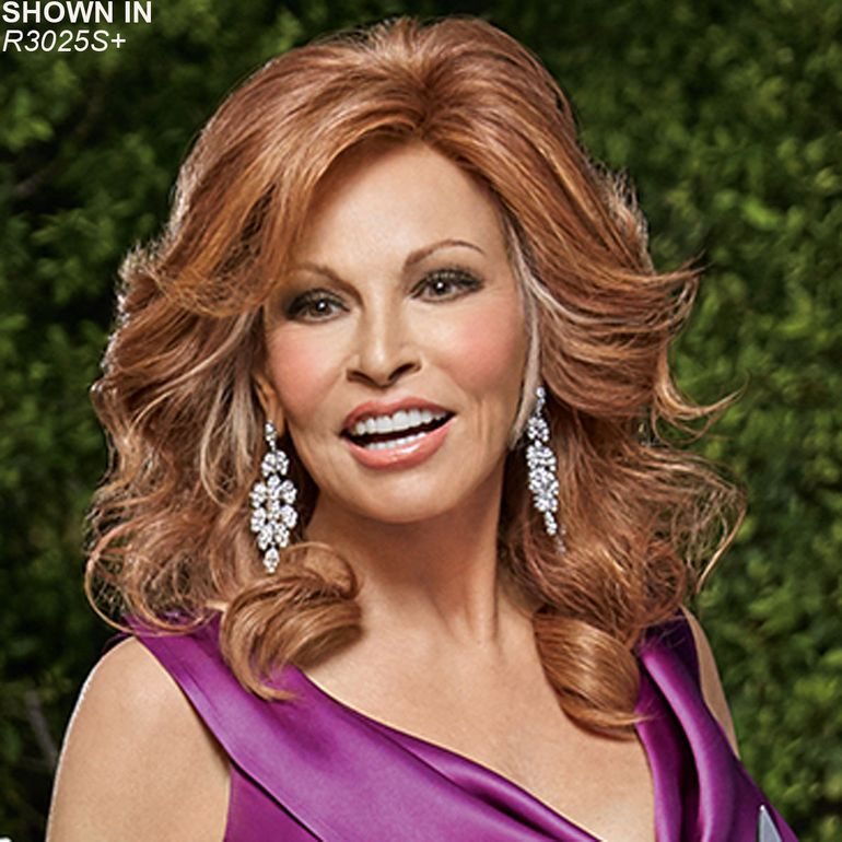 The Good Life Remy Human Hair Lace Front Wig by Raquel Welch Couture™