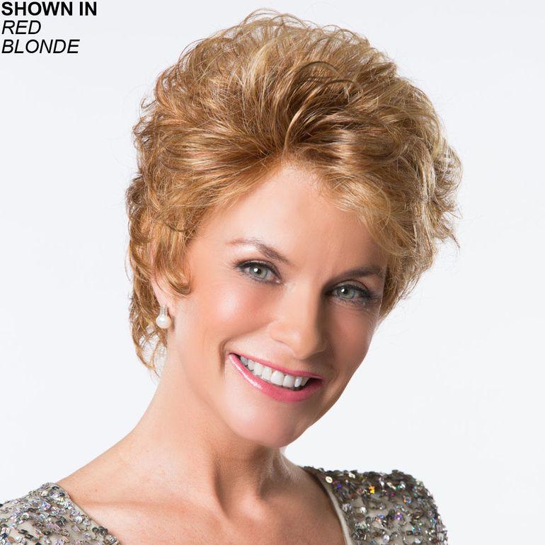 Platinum Confidence Lace Front Wig by Toni Brattin®