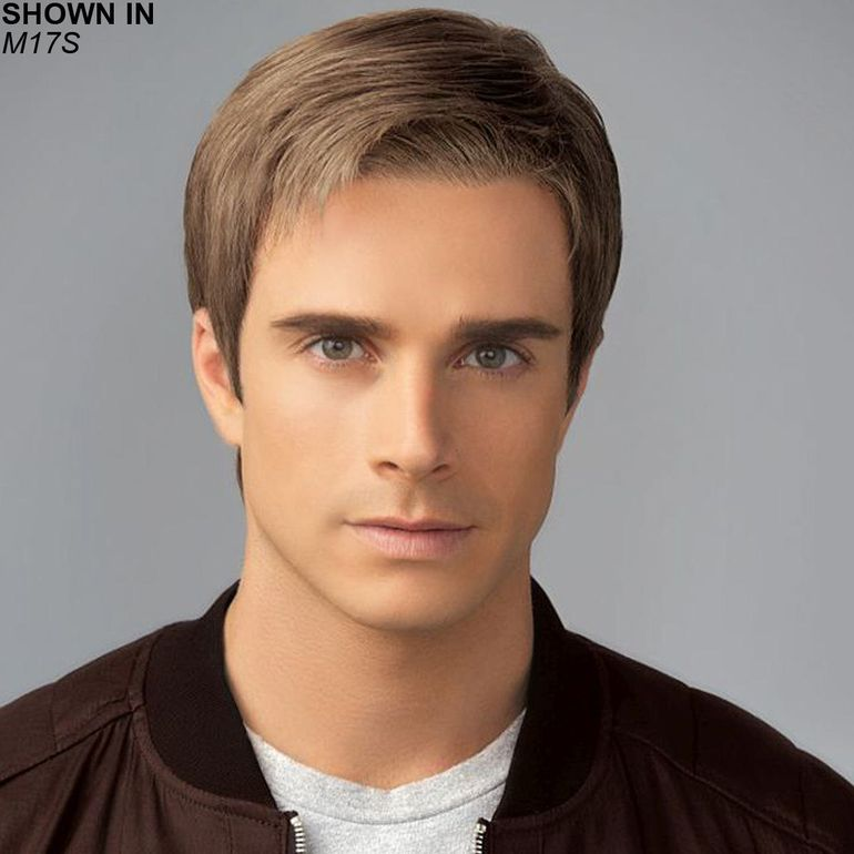 Grit Lace Front Monofilament Men's Wig by HIM by HairUWear™