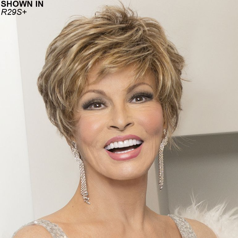Sparkle Elite Lace Front Monofilament Wig by Raquel Welch®