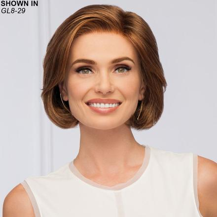 Sheer Style Lace Front Wig by Gabor®
