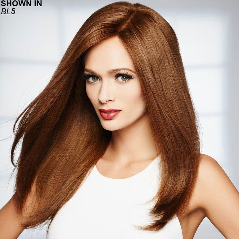 Contessa Lace Front Remy Human Hair Wig by Raquel Welch®