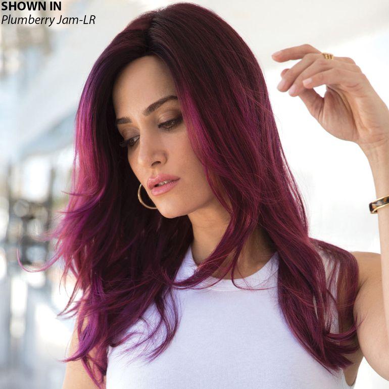 Angelica PM Monofilament Wig by Noriko®