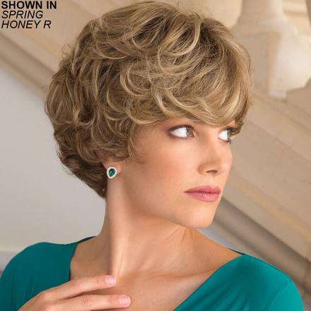Lulu PM Monofilament Wig by Noriko®