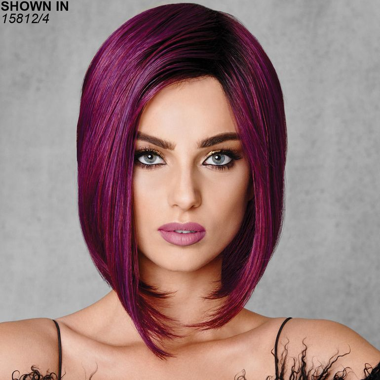 Midnight Berry Wig by Hairdo®