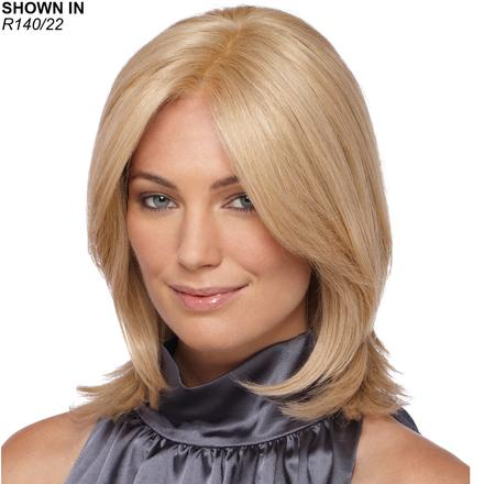 Brook Lace Front Remy Human Hair Wig by Estetica Designs