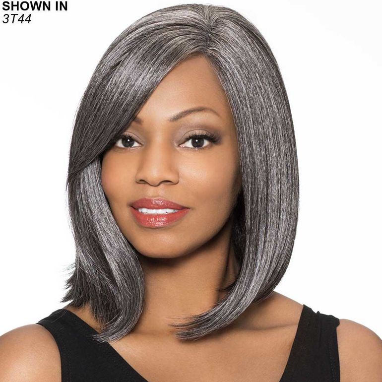 Lilly Hand-Tied Wig by Foxy Silver®