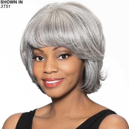 Kirsten Hand-Tied Wig by Foxy Silver®