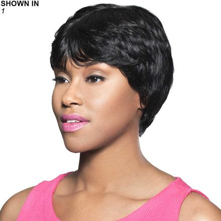 Yazz Human Hair Wig by Foxy Lady™