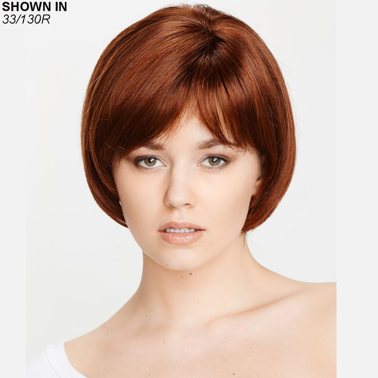 Cherry Hand-Tied Monofilament Wig by Nalee Collection