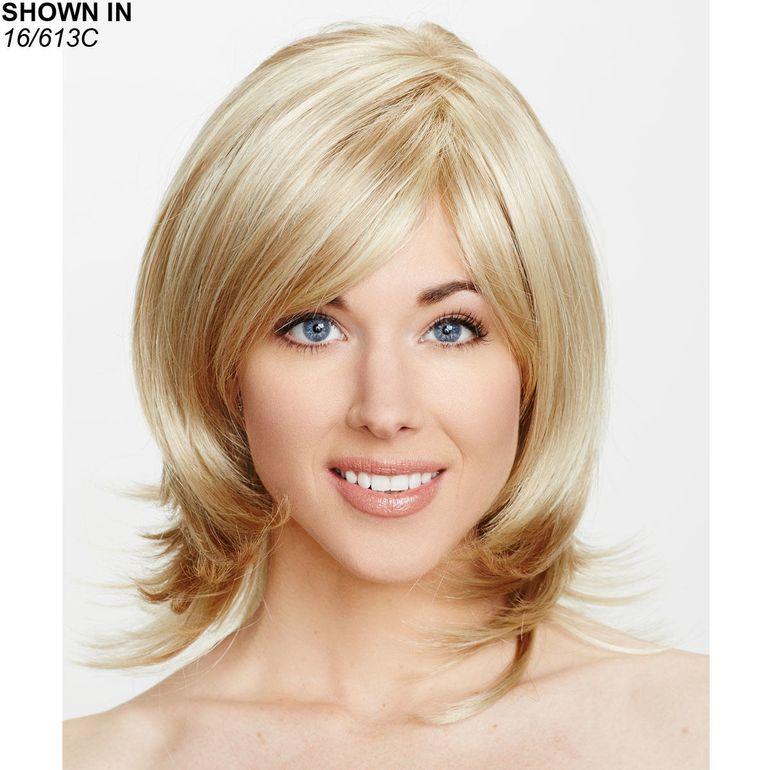 Michigan II Hand-Tied Monofilament Wig by Dream USA