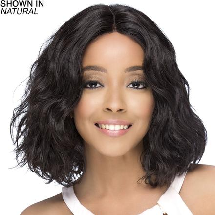 Gigi Lace Front Remy Human Hair Wig by Vivica Fox
