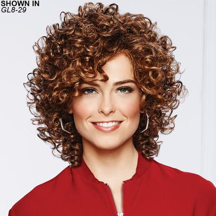Curl Appeal Lace Front Wig by Gabor®