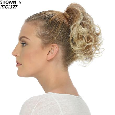 WCLC9 - Ponytail Spring Clip Hair Piece by Estetica Designs