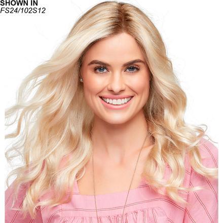 Sarah SmartLace Monofilament Hand-Tied Wig by Jon Renau®