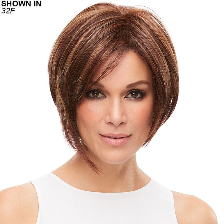 Eve Lace Front Monofilament Wig by Jon Renau®