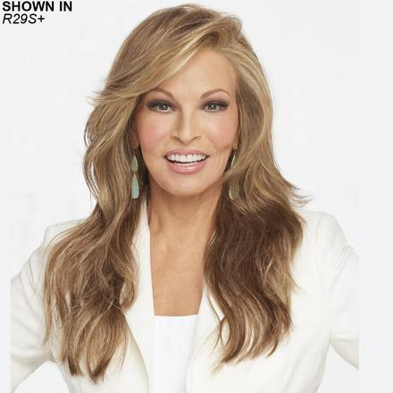 Miles of Style Lace Front Monofilament Wig by Raquel Welch®
