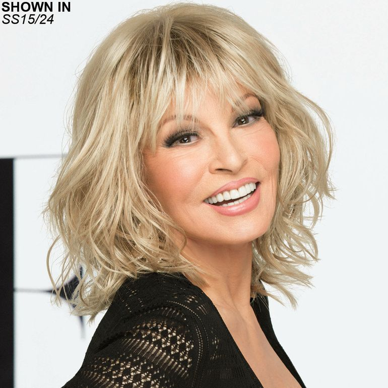 Stop Traffic Monofilament Wig by Raquel Welch®