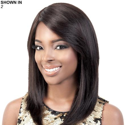 HR.Dell Remy Human Hair Wig by Motown Tress™