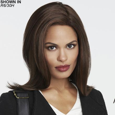 Work It Lace Front Monofilament Wig by Raquel Welch®