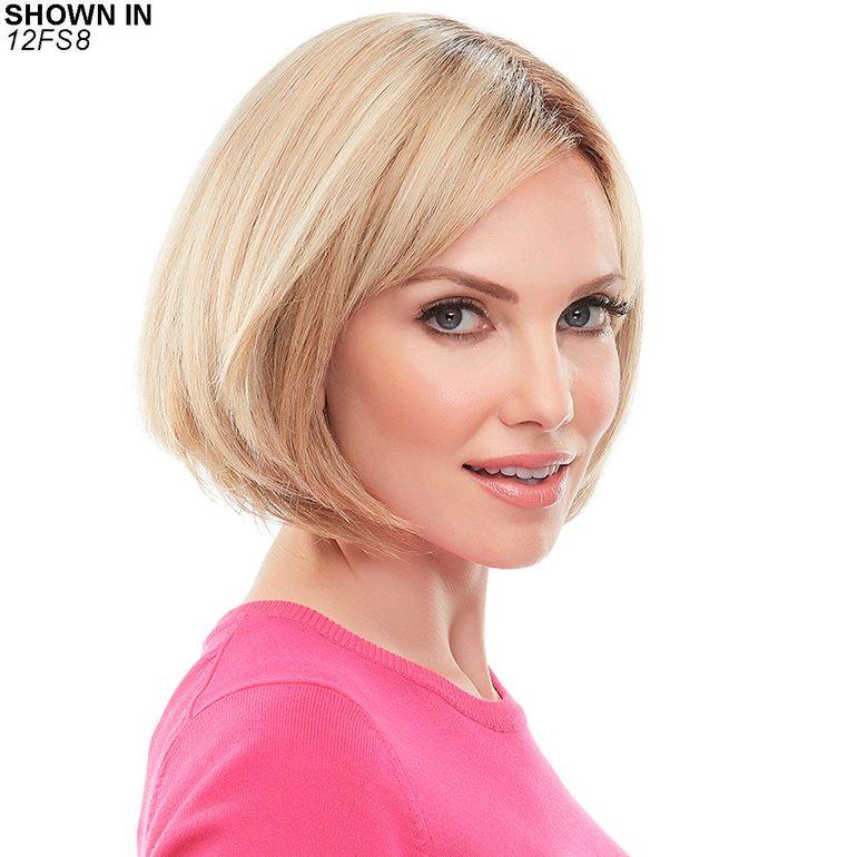 Top This 8 Remy Human Hair Topper Hair Piece by Jon Renau®