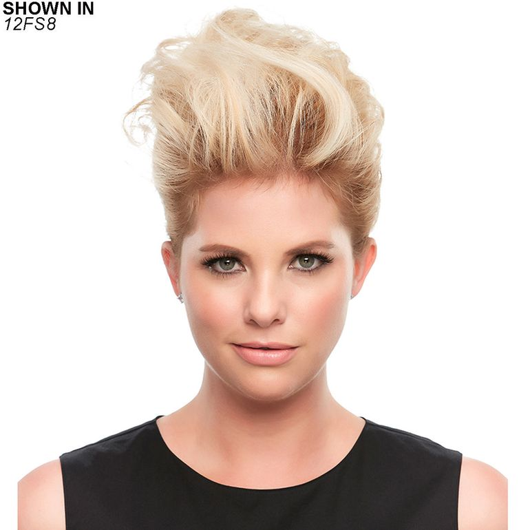 Top This 12 Remy Human Hair Topper Hair Piece by Jon Renau®