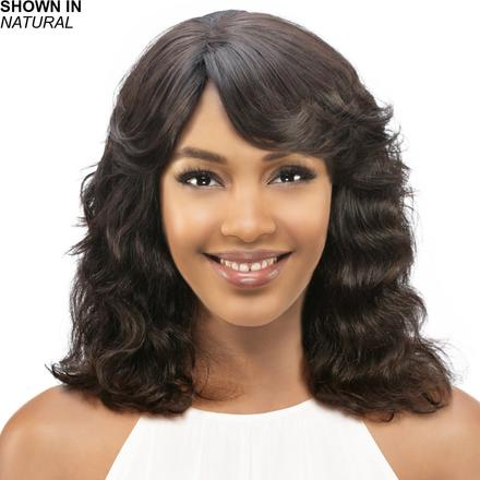 Diva Remy Human Hair Wig by Vivica Fox