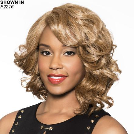 Houston Lace Front Wig by Foxy Lady™
