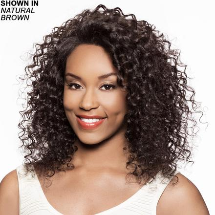 Aria Human Hair Lace Front Wig by Foxy Lady™