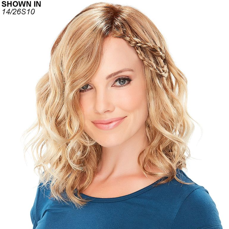 Mila SmartLace Monofilament Wig by Jon Renau®
