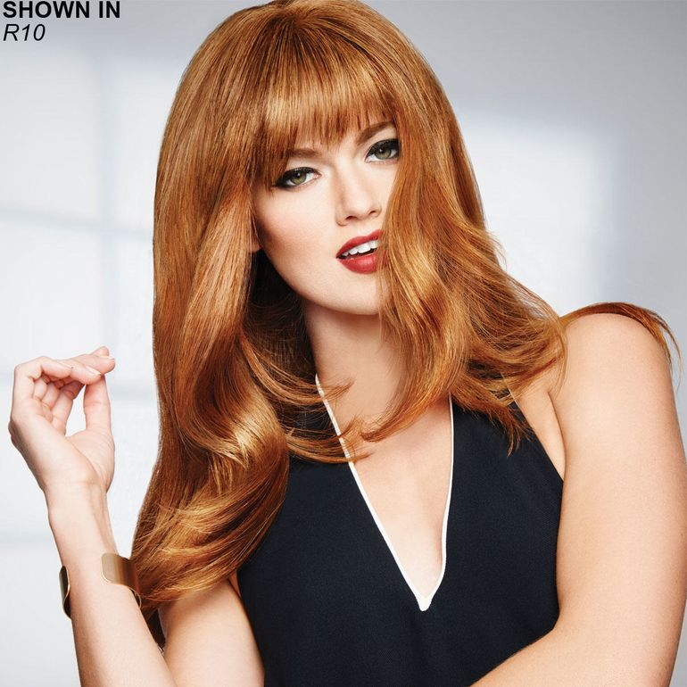 Human Hair Bang Hair Piece by Raquel Welch®