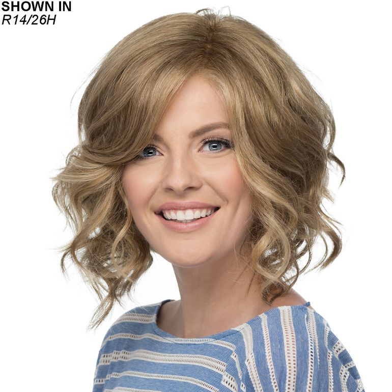 Autumn Lace Front Wig by Estetica Designs