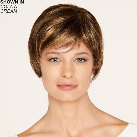 Reno Lace Front Monofilament Wig by Dream USA