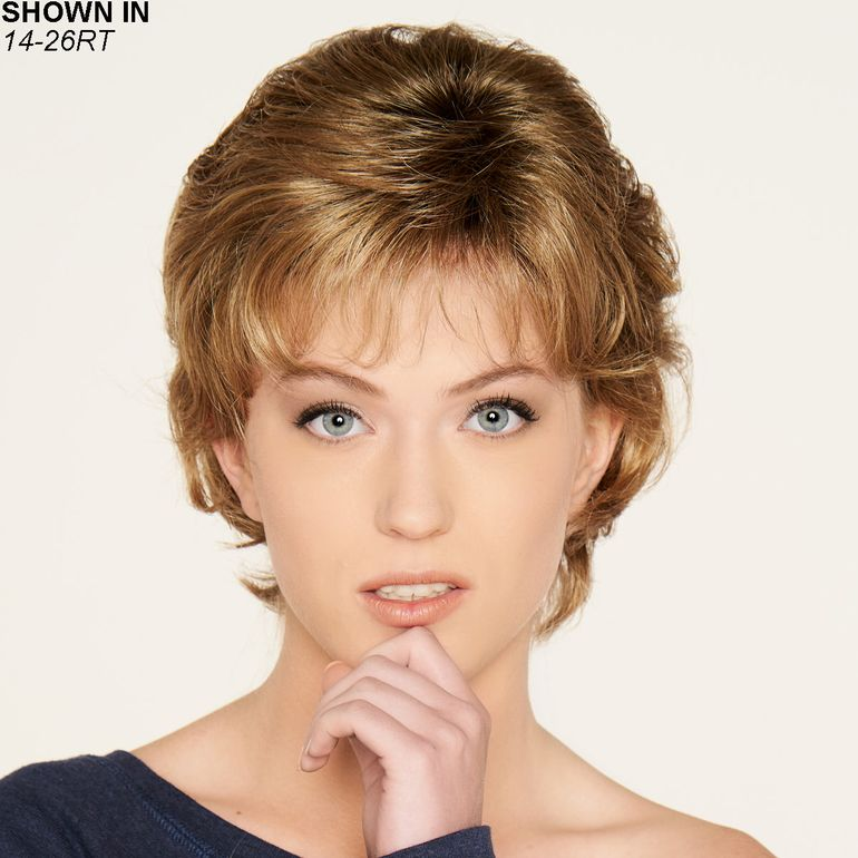 Tucson Lace Front Monofilament Wig by Dream USA