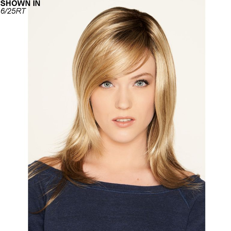 Washington Lace Front Monofilament Wig by Dream USA