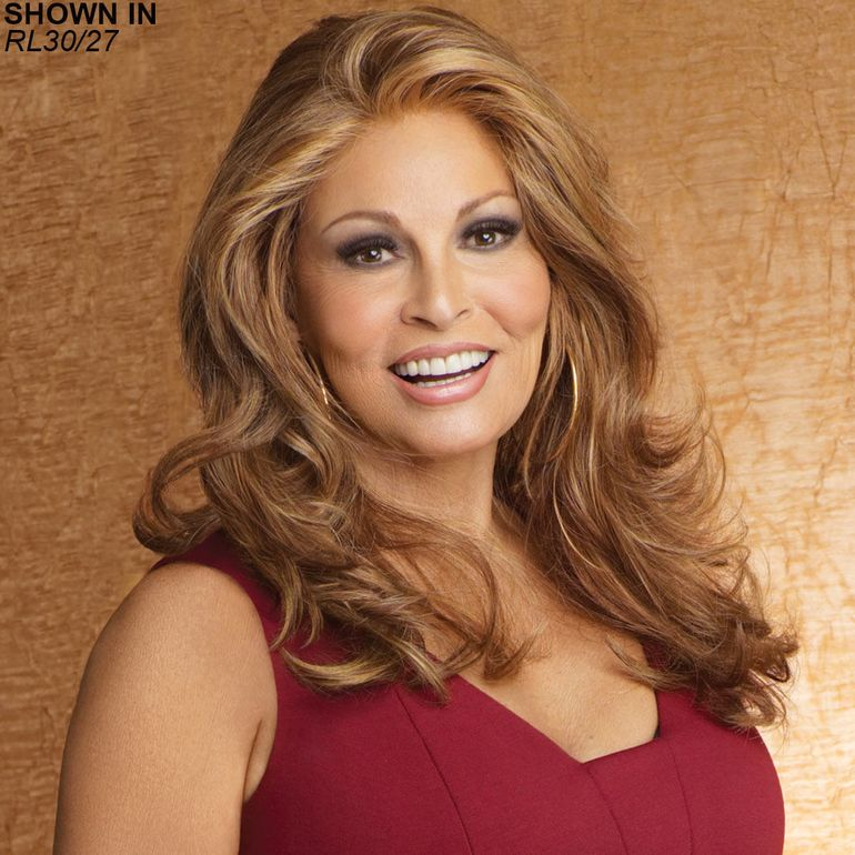 Limelight Lace Front Monofilament Wig by Raquel Welch®