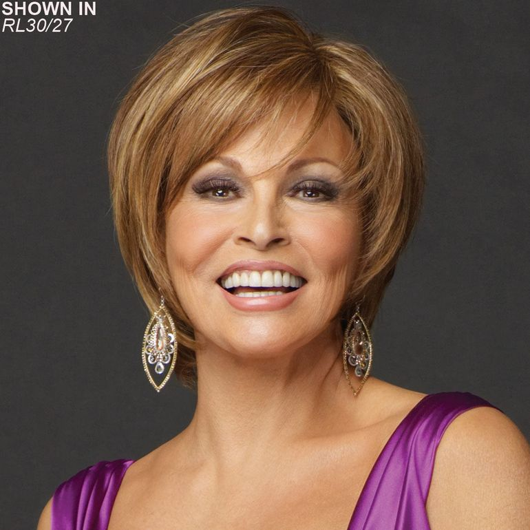Opening Act Lace Front Monofilament Wig by Raquel Welch®