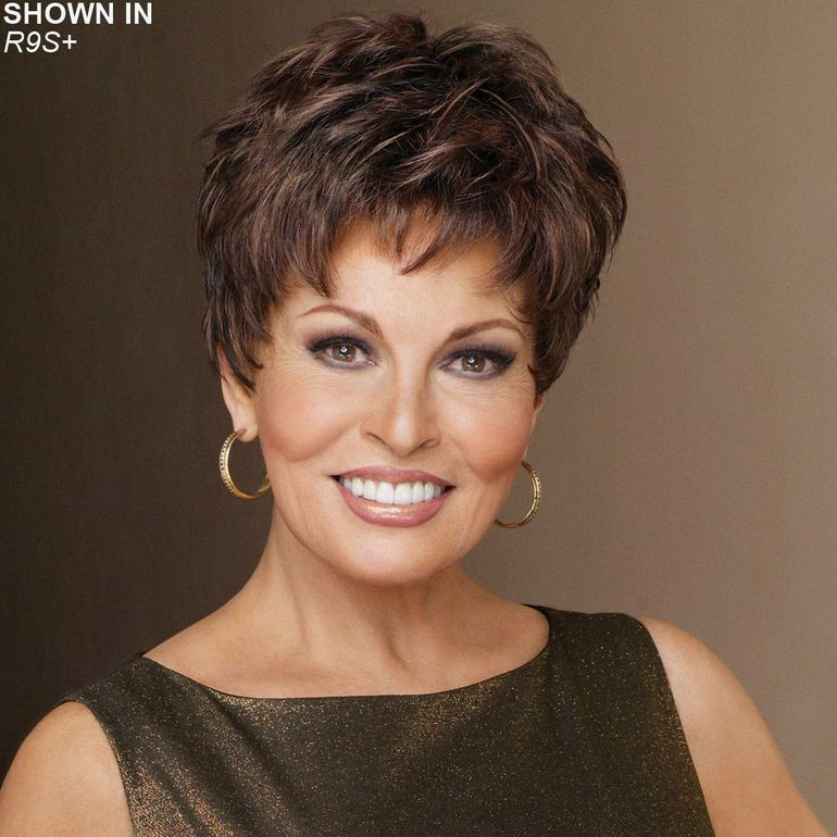 Winner Elite Lace Front Monofilament Wig by Raquel Welch®