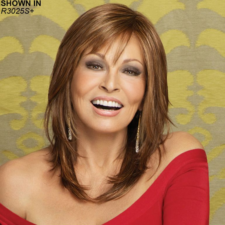 Star Quality Lace Front Wig by Raquel Welch®