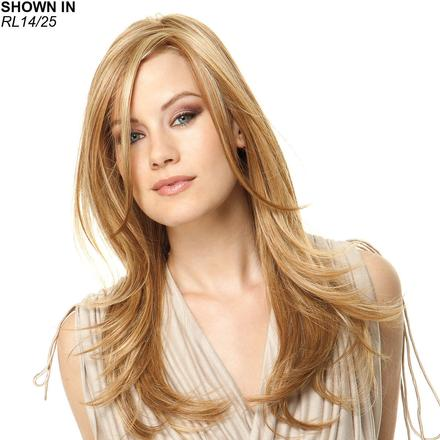 Scene Stealer Lace Front Wig by Raquel Welch®