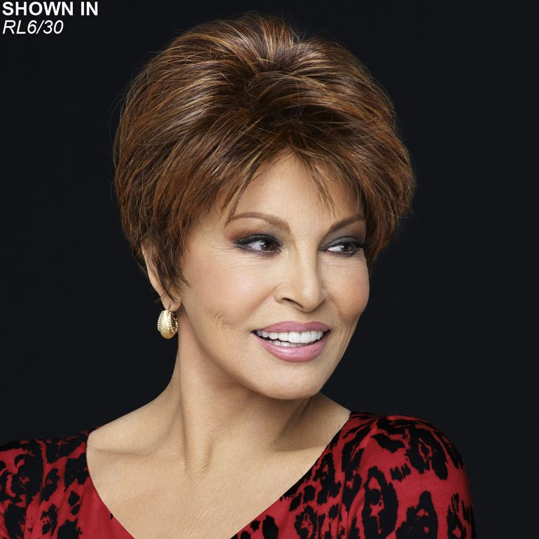 Fanfare Lace Front Wig by Raquel Welch®